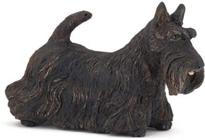 Papo Black Scottish Terrier