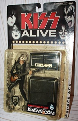 Spawn Kiss Alive Ace Frehley