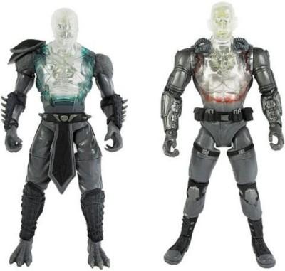 Jazwares Toys Mortal Kombat Internal Devastation X Ray Pack 6 Inch