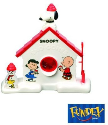 Fundex Snoopy Sno Cone Machine