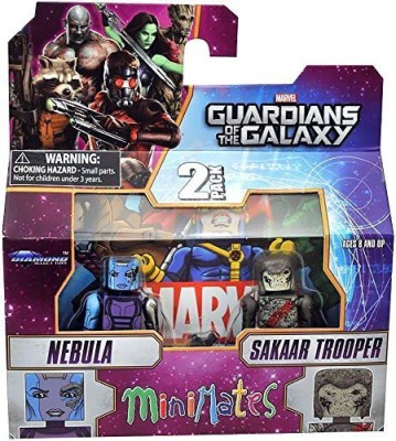 Diamond Select Guardians Of The Galaxy Minimates Series 57 Mini 2Pack