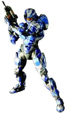 Square Enix Halo 4 Play Arts Kai Spartan Warrior
