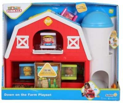 Safety 1st Safety First Cubikals Down On The Farm Playset (Comes