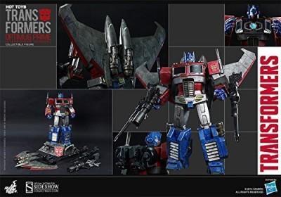 Hot Toys Transformers Generation 1 G1 Optimus Prime