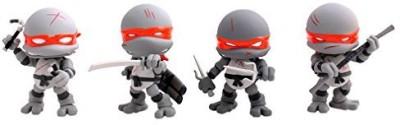 The Loyal Subjects Sdcc 2015 Teenage Mutant Ninja Turtles Battle Damage 4Pack