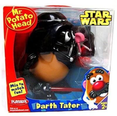 Playskool Mr Potato Head Star Wars Series Darth Tater
