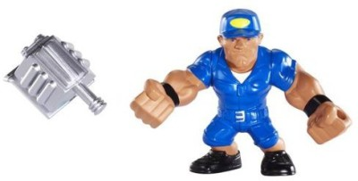 Mattel Wwe Rumblers Slam City John Cena Launch ?N Crash Car Playset