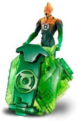 Mattel Green Lantern Battle Shifters Scorpion Assault Tomar
