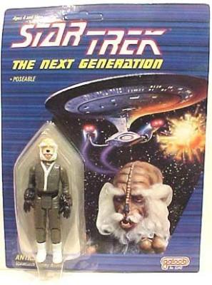Star Trek 1988 The Next Generation Galoob Antican