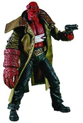 Mezco Hellboy 2 The Golden Army Series 2 Wounded Hellboy