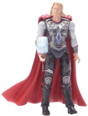 Thor The Movie Thor The Mighty Avenger 03 Lightning Clash Thor 375 Inch