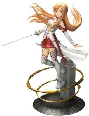 Kotobukiya Sword Art Online Asuna Aincrad Ani Statue Scale 1/8