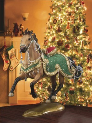 Breyer Jewel 2010 Holiday Horse 14Th In Series