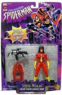 Spiderman The Animated Series Spiderwoman