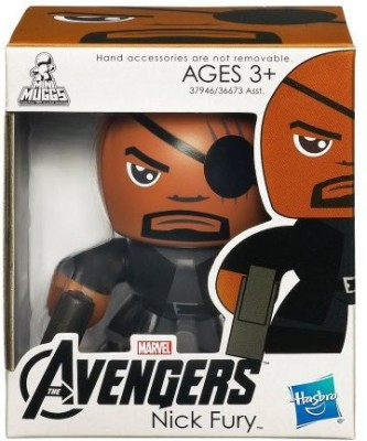 Mini Muggs Marvel Avengers Nick Fury
