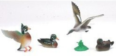 NewRay Wildlife Pintail Duck Set