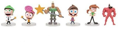 Nicktoons Fairly Odd Parents Deluxe Collector(6Pack)2