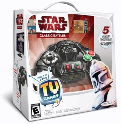TV Games Star Wars Classic Battles Plug & Play Tv