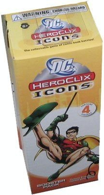 Webkinz DC Heroclix: Icons Booster Pack