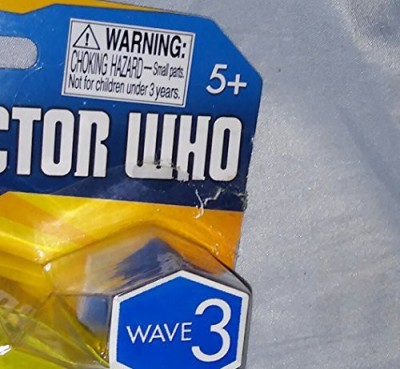 Doctor Who Wave 3 Asylum Dalek 375 Inches