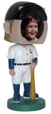 Neil Enterprises, Inc Baseball Photo Bobble Head