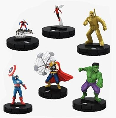 HeroClix Marvel Classic Avengers Fast Forces