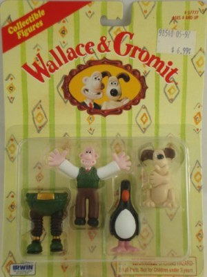 Wallace and Gromit Wallace + Gromit Wendolene Wallace Preston Shawn
