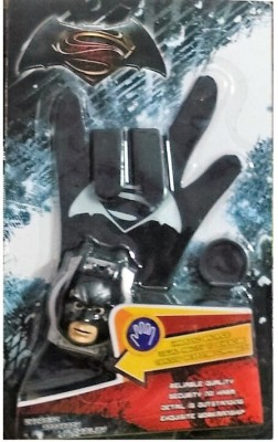 Turban Toys Batman Gloves with Disc launcher