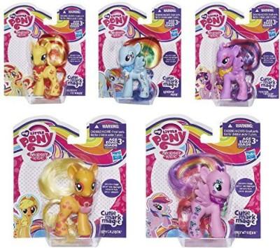 My Little Pony Cutie Mark Magic Set Of 5 Skywishesapplejacksunset