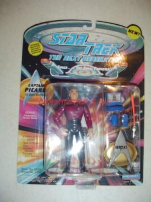 Star Trek The Next Generation Captain Picard In Duty Uniform 45