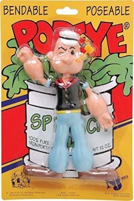 NJ Croce Popeye Bendable