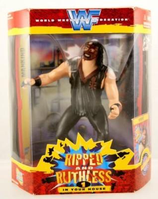 WWF Wwe Wrestling Ripped & Ruthless Mankind