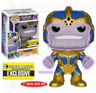 Funko Marvel Guardians Of The Galaxy Pop Marvel Thanos