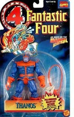 Fantastic 4 Fantastic Four Thanos
