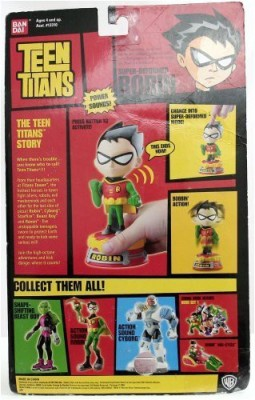 Teen Titans Superdeformed Robin ~5