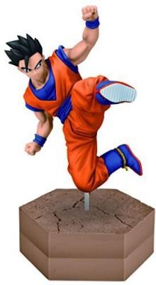 Banpresto Dragon Ball Z 4Inch Gohan Dxf Fighting Combination Volume 4
