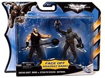 Batman Mattel Dc Dark Knight Rises Movie 2Pack Bane