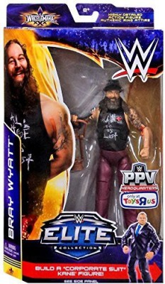 WWE Elite Series Wrestlemania 30Exclusive Bray Wyatt