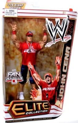 Wrestling Mattel Wwe Exclusive Elite Live Event Edition John Cena