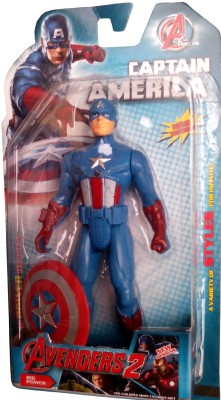 adiEstore Avengers 2 - Super Hero Captain America