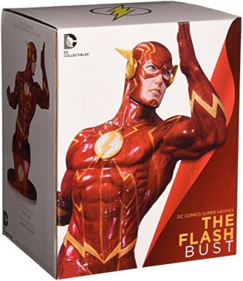 DC COMICS Collectibles Super Heroes The Flash Bust