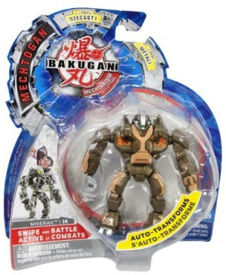 Spin Master Bakugan Miserak (Colors And Styles May Vary)