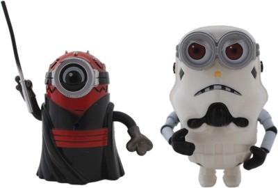 Tootpado Cartoon Space Wars Super Hero Action Figure Toys (1c327) - Pack of 2