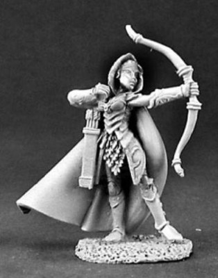 Reaper Alistrilee Female Elf Archer RPR 03166