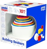 Ambi Toys Toys Building Beakers Toy (Mul...