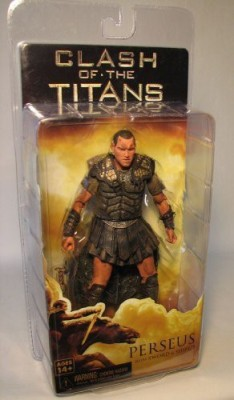 Clash of the Titans Neca Clash Of Titans Perseus (Battle Worn) 7 Inch