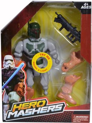 Tabu Hero Mashers With Gun