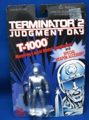Terminator T1000 Morphing Liquid Metal 2 Judgment Day