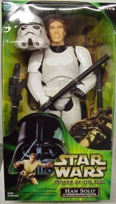 Star Wars Han Solo In Stormtrooper Disguise 12In Collectors
