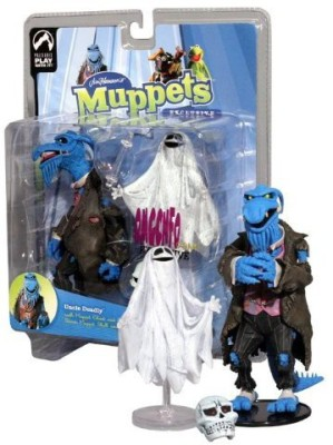 The Muppets Uncle Deadly (Blue Variant With White Ghost)